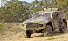 Video: Austrālija par miljardu iegādāsies 1100 'Hawkei' bruņumašīnas