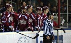 Rīgas 'Dinamo' hokejisti Zagrebā aizvada savu priekšpēdējo spēli šogad
