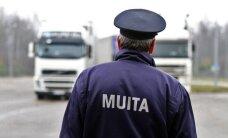 Rindās uz Latvijas-Krievijas robežas turpina gaidīt 120 kravas automašīnu
