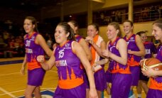 'TTT Rīga' basketbolistes triumfē NBL čempionātā