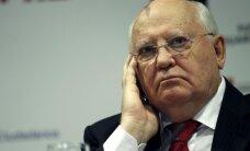 Горбачев: заносчивость США испортила отношения с Россией