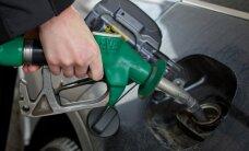 Biokomponente būtiski neietekmē degvielas cenu, uzsver asociācija