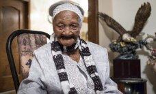 Foto: Sieviete, kura tiek dēvēta par planētas vecāko cilvēku