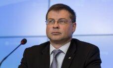 Dombrovskis: Ukrainas izaugsme atkarīga no nopietnām reformām