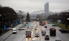 Rīgas maratona laikā pamatīgi ierobežos satiksmi; krastmalu slēgs jau piektdienas vakarā
