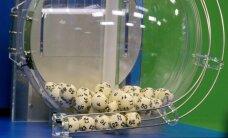 Rīdzinieks loterijā laimē 150 tūkstošus eiro