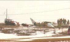 Lidmašīnas katastrofā Kanādā septiņi bojāgājušie