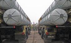 Иран получил от России первую партию ракетных комплексов С-300