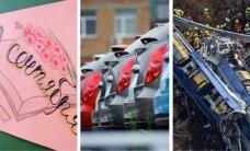 9 февраля. План отказа от русских школ, закрытие частных автостоянок, столкновение поездов в Германии