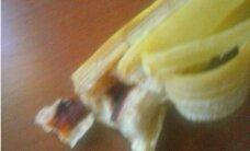 Arī Kombuļu Inese iekritusi uz 'asiņainajiem banāniem'
