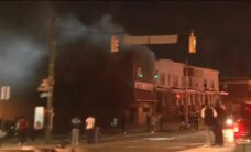 Беспорядки в США: в Балтиморе объявлен комендантский час