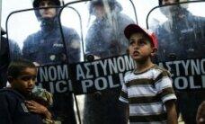 На Лесбосе мигранты взбунтовались против соглашения ЕС с Турцией