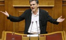 Paredz ievērojamu Grieķijas parāda pieaugumu - līdz 196% no IKP