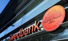 'Swedbank' atlaiž vadītāju Mikaelu Volfu