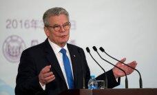 Vācijas prezidents: Berlīne neuzspieda ES taupības pasākumus
