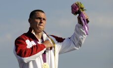 Pirmajā nedēļā balsojumā par Gada populārāko sportistu līderis ir Štrombergs