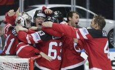 Kanādas hokeja izlase nosauc 18 spēlētājus pasaules čempionātam