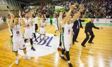 'Valmiera'/ORDO basketbolisti pirmo reizi komandas vēsturē iekļūst LBL finālā