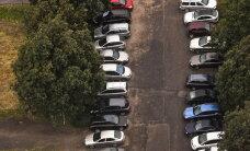 Būvvalde sākusi slēgt privātās maksas autostāvvietas Rīgā