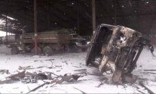 Video apskats: Kauja par Debaļcevi, vilciena eksplozija Rietumvirdžīnijā, traģēdija Haiti