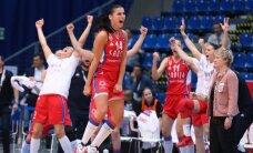 Serbija un Francija cīnīsies par Eiropas sieviešu basketbola čempionāta zeltu