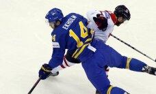 Pasaules hokeja čempionāts: Zviedrija - Kanāda, Slovākija - Norvēģija (teksta tiešraides arhīvs)
