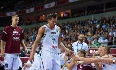 Blūms: dalība olimpisko spēļu kvalifikācijas turnīrā Latvijas basketbolam ir solis uz priekšu