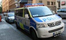 Zviedrijā apcietina 14 potenciālos uzbrucējus patvēruma meklētāju centram