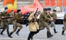 ASV: Krievijas militāra iejaukšanās Ukrainā būs 'briesmīga kļūda'