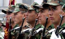 Uz Ukrainas robežu nosūtīs 3000 Krievijas algotņu no Tadžikistānas