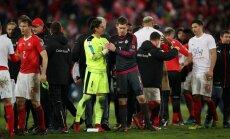 Šveices un Horvātijas futbolisti izcīna ceļazīmes uz Pasaules kausa finālturnīru