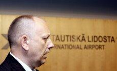 Septiņos gados lidostai 'Rīga' bijuši seši valdes priekšsēdētāji