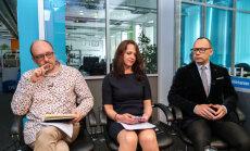 'Delfi TV ar Jāni Domburu': izrādīšanās un harizmas trūkums Daugavpilī