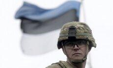 Igaunijas valdība atbalsta līdz desmit karavīru nosūtīšanu uz Irāku