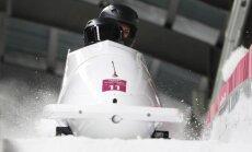 Dopinga skandāls Phjončhanā turpinās: 'iekritusi' arī bobslejiste