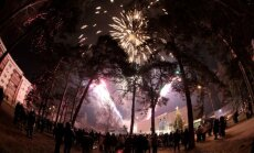 Jūrmala aicina sagaidīt Jauno gadu un vērot svētku uguņošanu