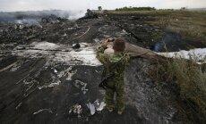Vairākas starptautiskās aviolīnijas jau mēnešiem izvairījušās no Ukrainas gaisa telpas