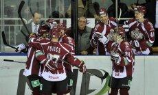 Rīgas 'Dinamo' pirmo reizi šosezon izcīna otro uzvaru pēc kārtas