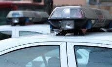 Uz Bauskas šosejas saduras divas automašīnas; satiksme atjaunota