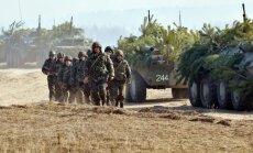 Ukrainas armija ir gatava dot pretsparu okupantiem, paziņo aizsardzības ministrs