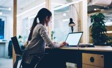 Visu laiku prātā darbs: pazīmes, kas liecina – strādā pārāk daudz
