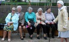 Ekonomikas bieds – sabiedrības novecošanās; piedāvā risinājumus ilgākam darba mūžam