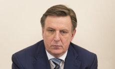 Кучинскис: все заинтересованы успешно реализовать проект Rail Baltica