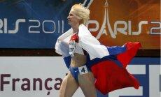 Российскую легкоатлетку Степанову наградят за борьбу с допингом