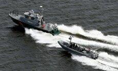 Somijas armija ar dziļumbumbām trenkājusi 'aizdomīgu' zemūdens objektu