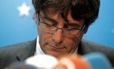 Madride saglabās tiešu kontroli pār Kataloniju, ja Pudždemons mēģinās valdīt no Briseles