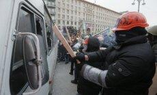 Pilsoņkara draudi Ukrainā ir reāli, saka Polijas premjers