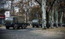 Krievija un kaujinieki Ukrainā izveidojuši jaunas vienības - 25 000 vīru un tanki