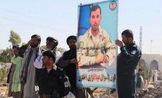 'Taliban' uzbrukumā Kandahāras provincē sašauts ASV ģenerālis, apstiprina Pentagons