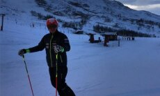 Zvejnieks saglabā 65.vietu Pasaules rangā slalomā, kāpums tikai Gedrām